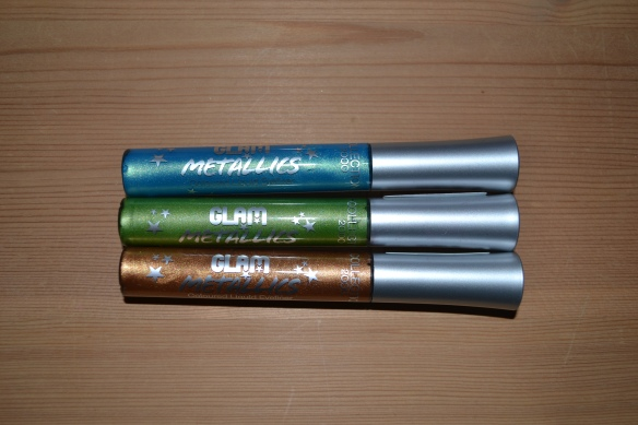 Collection 2000 liqiud eyeliners 2