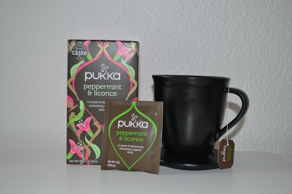 Pukka Peppermint and Licorice 1