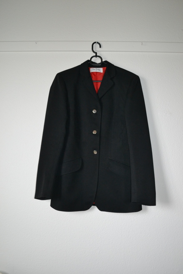 Sort blazer - second hand
