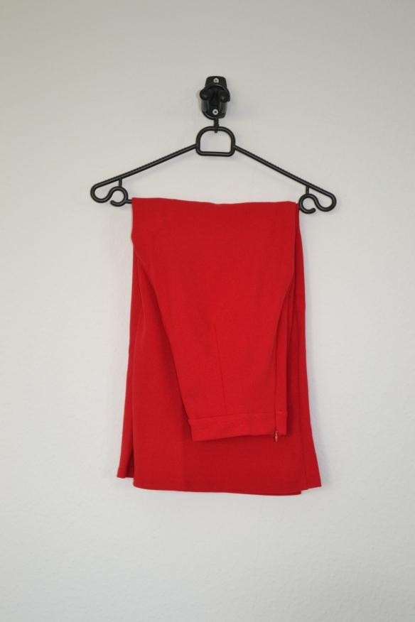 Røde culottes - New Look