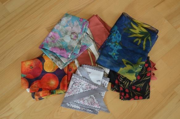 Genbrugstørklæder