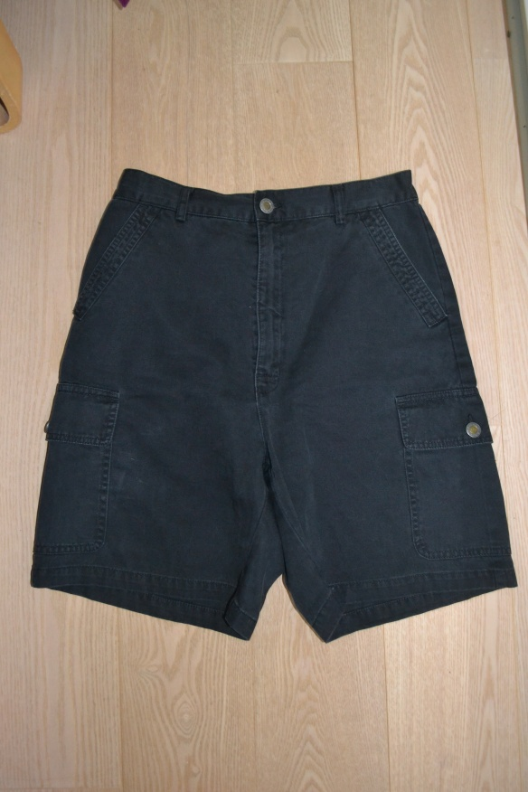 Sorte shorts - second hand