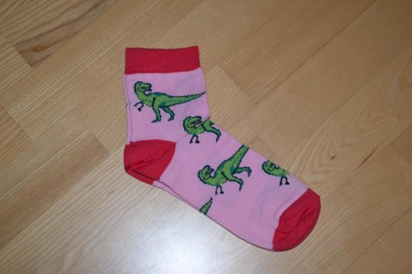 T-Rex strømper