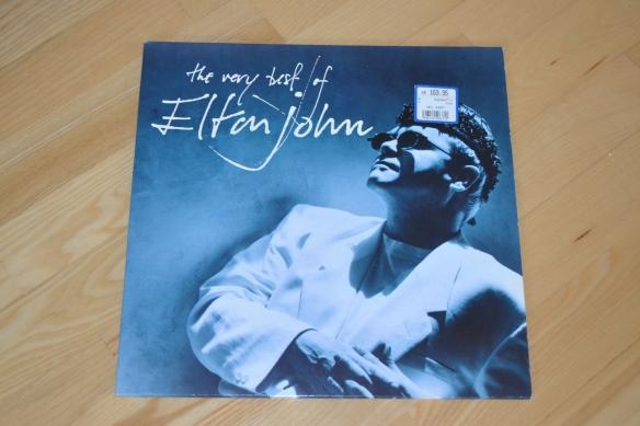 Elton John plade