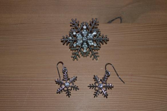 Snefnug smykker