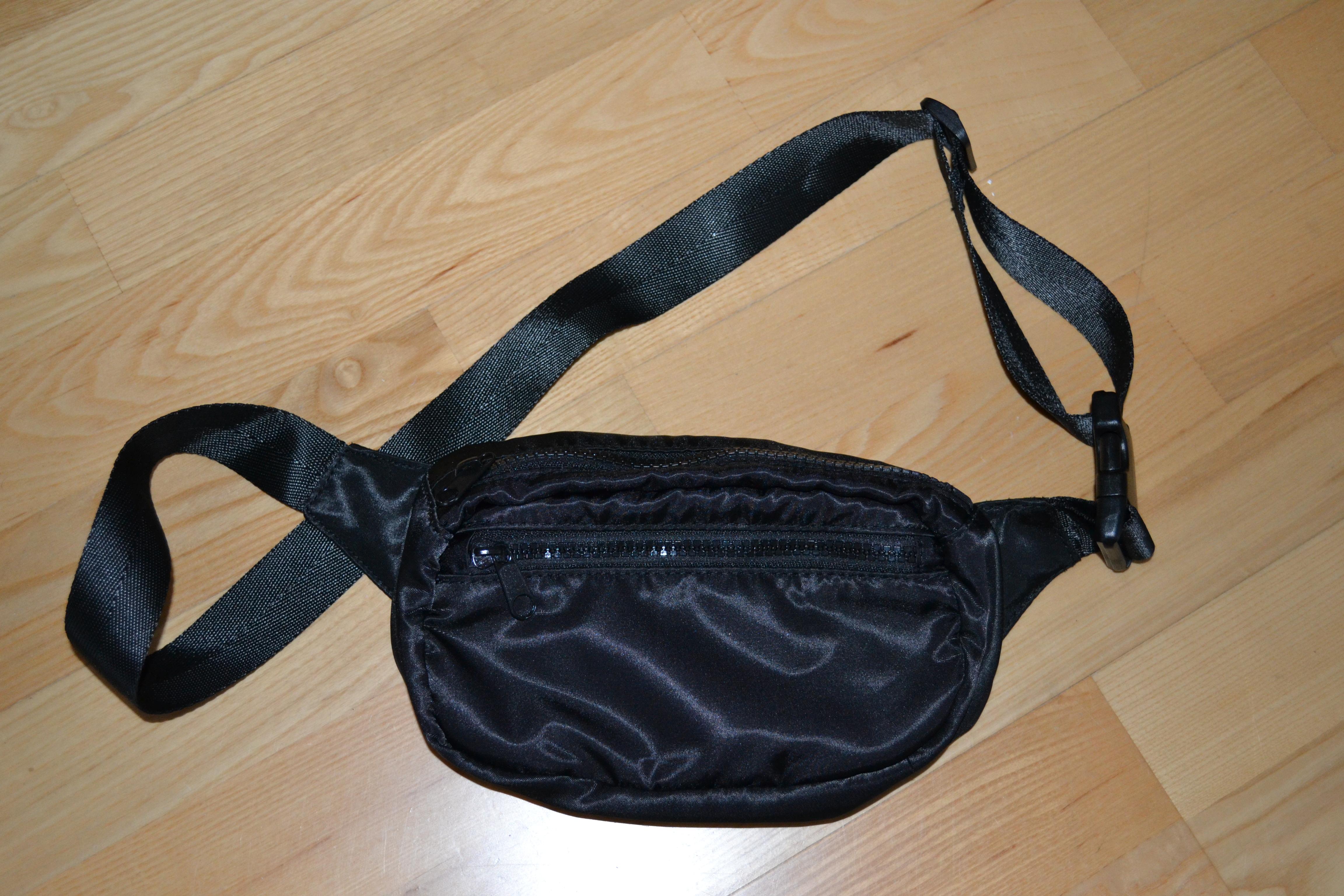 Sort bæltetaske - H&M
