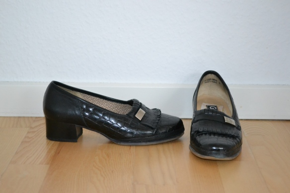 Sorte loafers - second hand