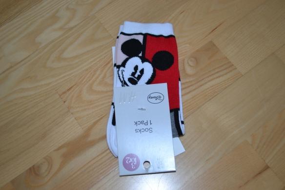 Mickey Mouse strømper (H&M)