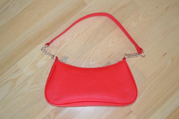 Rød baguette - H&M